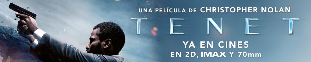 Banner de Tenet