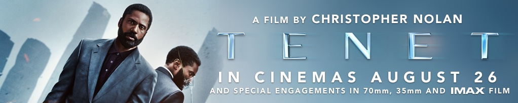 Poster image for Tenet