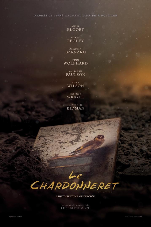 Poster for Le Chardonneret