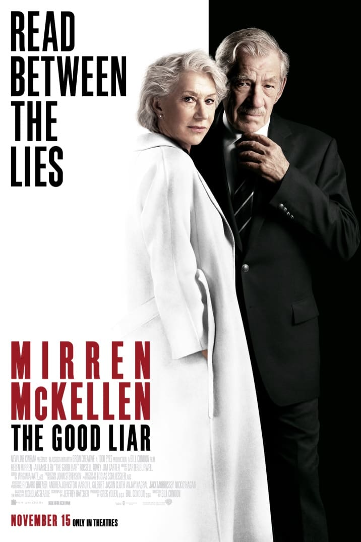 Poster image for The Good Liar