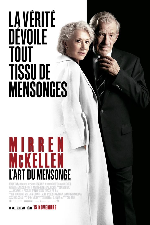 Poster image for L'ART DU MENSONGE