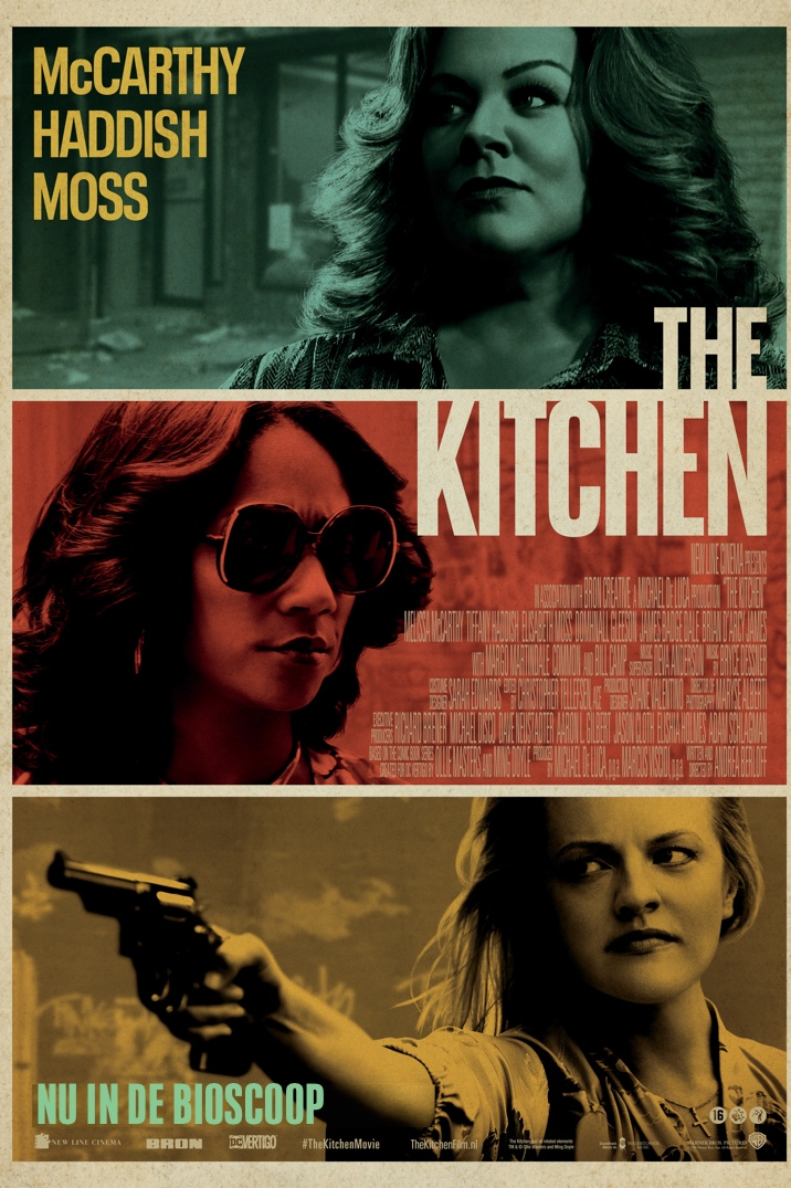 Poster for The Kitchen