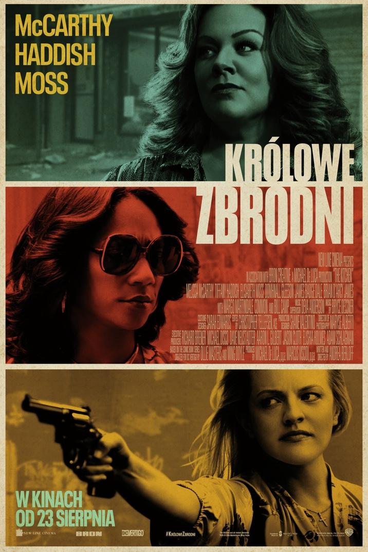 Poster for KRÓLOWE ZBRODNI