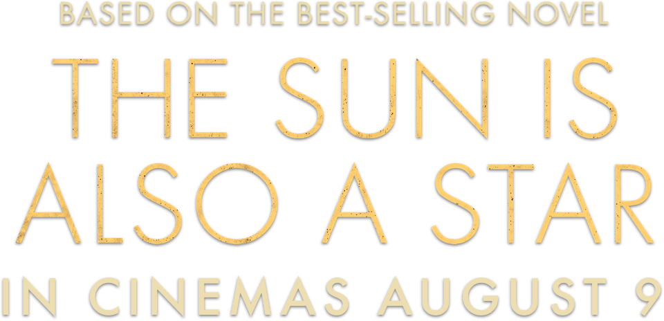 The Sun Is Also A Star : %$SYNOPSIS% | Warner Bros.