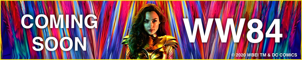 Poster image for Wonder Woman 1984