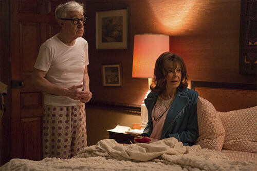 Woody Allen, Elaine May - Photo By:  Jessica Miglio,  © 2016 Amazon Studios LLC