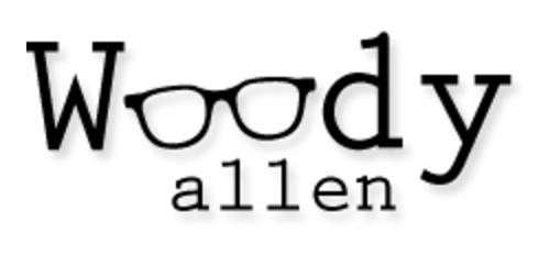 Woody Allen Logo